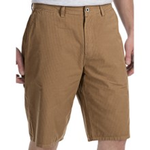 DC Shoes Rambler Shorts (For Men) in Tobacco - Closeouts