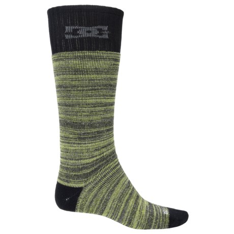 Knitting Pattern For Ski Socks : DC Shoes Random Knitting Ski Socks (For Men) - Save 50%