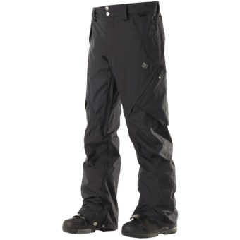 DC Shoes Recon Snowboard Pants - Waterproof (For Men) in Black