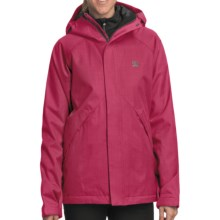 DC Shoes Reflect Jacket - Insulated (For Women) in Azalea - Closeouts