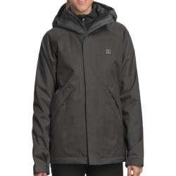 DC Shoes Reflect Jacket - Insulated (For Women) in Shadow