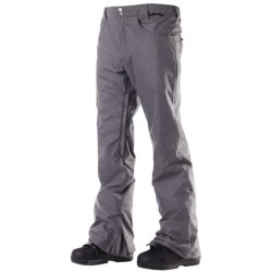 DC Shoes Relay Snowboard Pants (For Men) in Black
