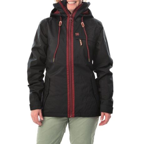 DC Shoes Revamp Snowboard Jacket Waterproof, Insulated (For Women)