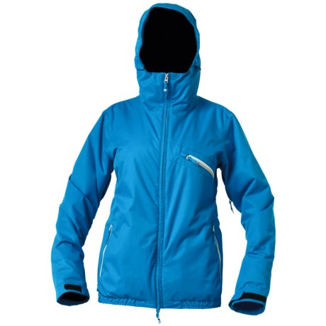 DC Shoes Riji Snowboard Jacket - Insulated (For Women) in Blue Jay