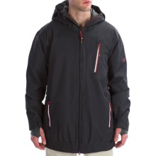 DC Shoes Ripley Jacket - Insulated (For Men) in Black - Closeouts