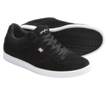 DC Shoes Rob Dyrdek Royal Low Skate Shoes (For Men) in Black - Closeouts