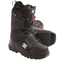 DC Shoes Scout Snowboard Boots (For Men) in Black - Closeouts