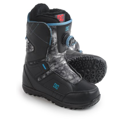 60c82cadd0e7 DC Shoes Search BOA® Snowboard Boots (For Women) in Black White