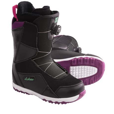 DC Shoes Search Snowboard Boots (For Women) in Black/Grey