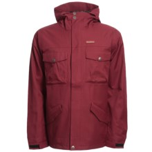 DC Shoes Servo 13 Jacket - Insulated (For Men) in Biking Red - Closeouts