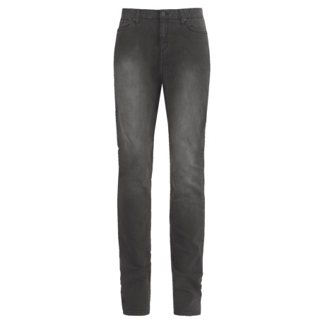 DC Shoes Skinny Jeans - Stretch Denim, Low Rise (For Women) in Washed Out Black