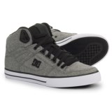 DC Shoes Spartan High-Top Sneakers (For Men)