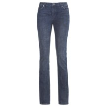 DC Shoes Straight Jeans - Low Rise (For Women) in Raw Dusk - Closeouts