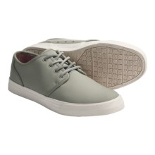 DC Shoes Studio Oxford Shoes - Bounce Suede (For Men) in Seagrass - Closeouts
