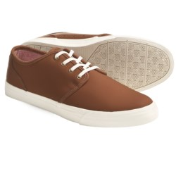 DC Shoes Studio Oxford Shoes - Bounce Suede (For Men) in Spice