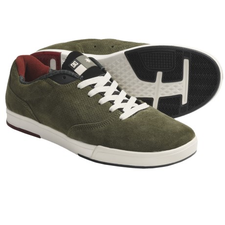 DC Shoes Swift S SE Skate Shoes (For Men) in Olive Night