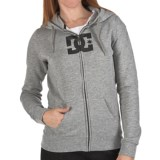 DC Shoes T-Star E Zip Hoodie (For Women)