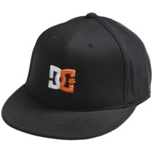 DC Shoes Take That Hat (For Men) in Deep Red/Sah - Closeouts