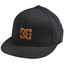 DC Shoes Take That Hat (For Men) in Orange Peel - Closeouts