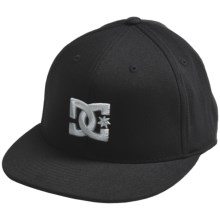 DC Shoes Take That Hat (For Men) in Silver - Closeouts