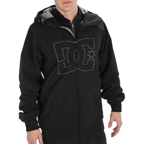 DC Shoes Tanen Snowboard Jacket (For Men) in Black