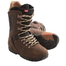 DC Shoes Terrain Snowboard Boots (For Men) in Brown - Closeouts