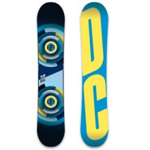 DC Shoes Tone Snowboard in 157W Multi - Closeouts