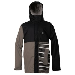 DC Shoes Union Snowboard Jacket - Insulated (For Men) in Autumn Glory