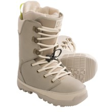 DC Shoes Unit Snowboard Boots (For Men) in Light Grey - Closeouts