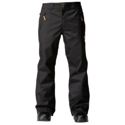 DC Shoes Venture Snowboard Pants (For Men) in Black