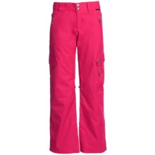 DC Shoes Verve Snowboard Pants - Insulated (For Women) in Azalea - Closeouts