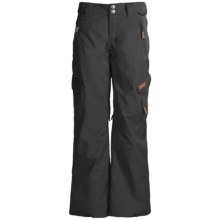 DC Shoes Verve Snowboard Pants - Insulated (For Women) in Black - Closeouts