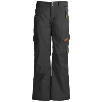 DC Shoes Verve Snowboard Pants - Insulated (For Women) in Black
