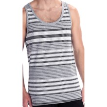 DC Shoes Wonkers Tank Top - Sleeveless (For Men) in Heather Grey - Closeouts