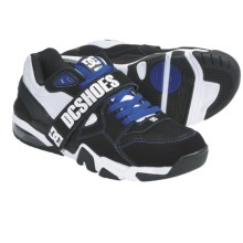 DC Shoes XT Skate Shoes (For Men) in Black/White/Royal - Closeouts