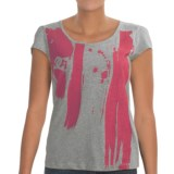 DC Shoes You Wish T-Shirt - Short Sleeve (For Women)