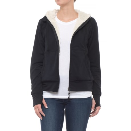 Image of De La Costa Fleece-Lined Hoodie (For Women)