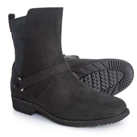 Image of De La Vina Dos Ankle Boots - Waterproof, Leather (For Women)