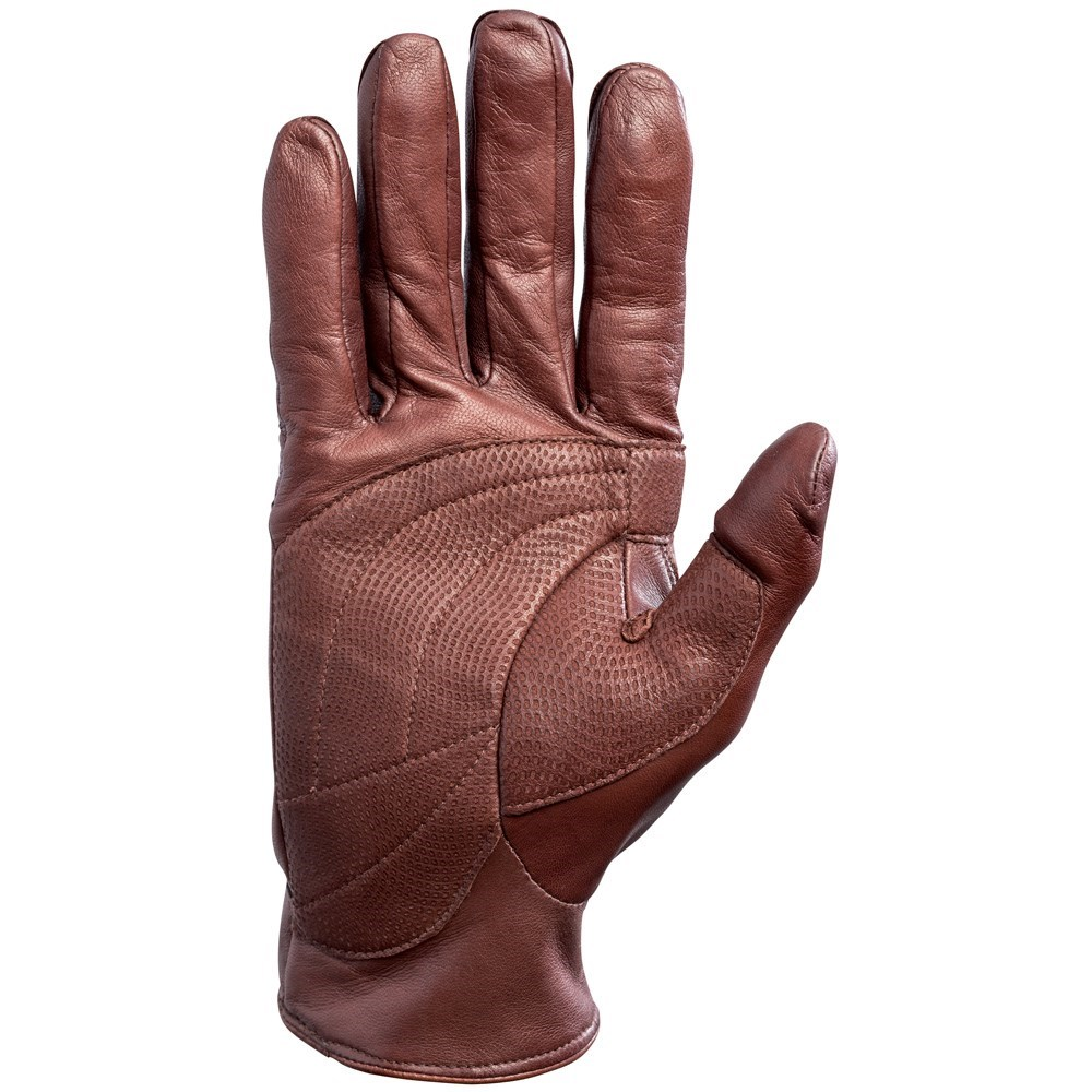 25360f079 De Marchi Made in UK Classic Leather Mitts Bike Gloves (For Men and Women)