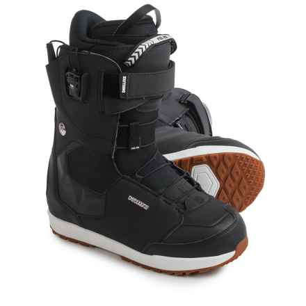 Deeluxe Empire PF Snowboard Boots (For Men) in Black - Closeouts