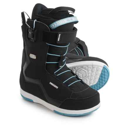 Deeluxe ID 6.2 Lara PF Snowboard Boots (For Women) in Black - Closeouts