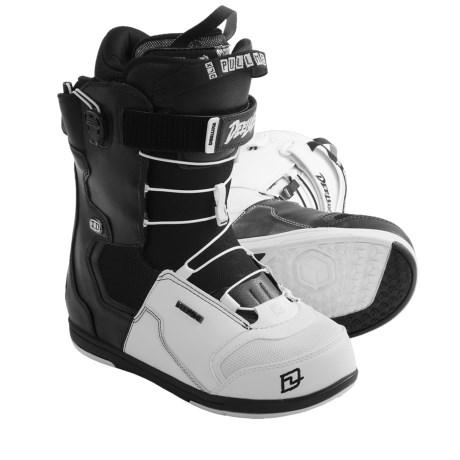 really comfortable boots deeluxe id pf snowboard boots