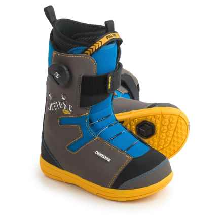 Deeluxe Junior Snowboard Boots (For Kids) in Multi - Closeouts