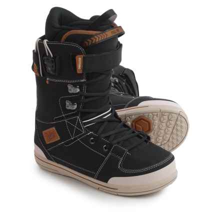 Deeluxe Original PF Snowboard Boots (For Men) in Black - Closeouts