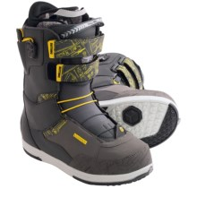 Deeluxe The Brisse PF Snowboard Boots (For Men) in Grey - Closeouts