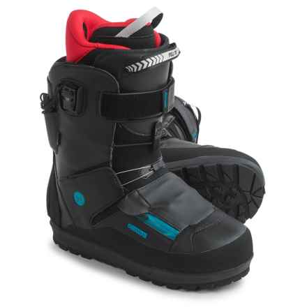 Deeluxe XVe TFP Snowboard Boots (For Men) in Black - Closeouts