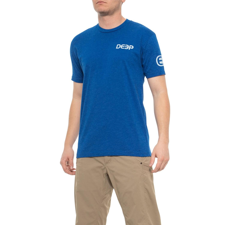 451629ed Deep Boat to Bar Sailfish T-Shirt - Short Sleeve (For Men) in ...