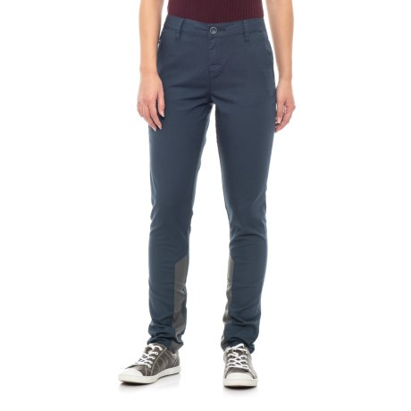 Image of Deep Navy Viatrix Pants - UPF 40+ (For Women)