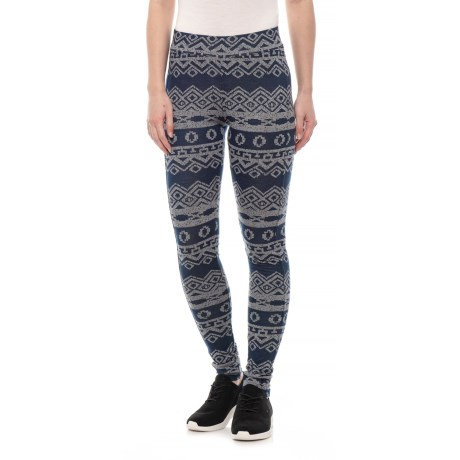Image of Deep Sea Ladies Leggings (For Women)