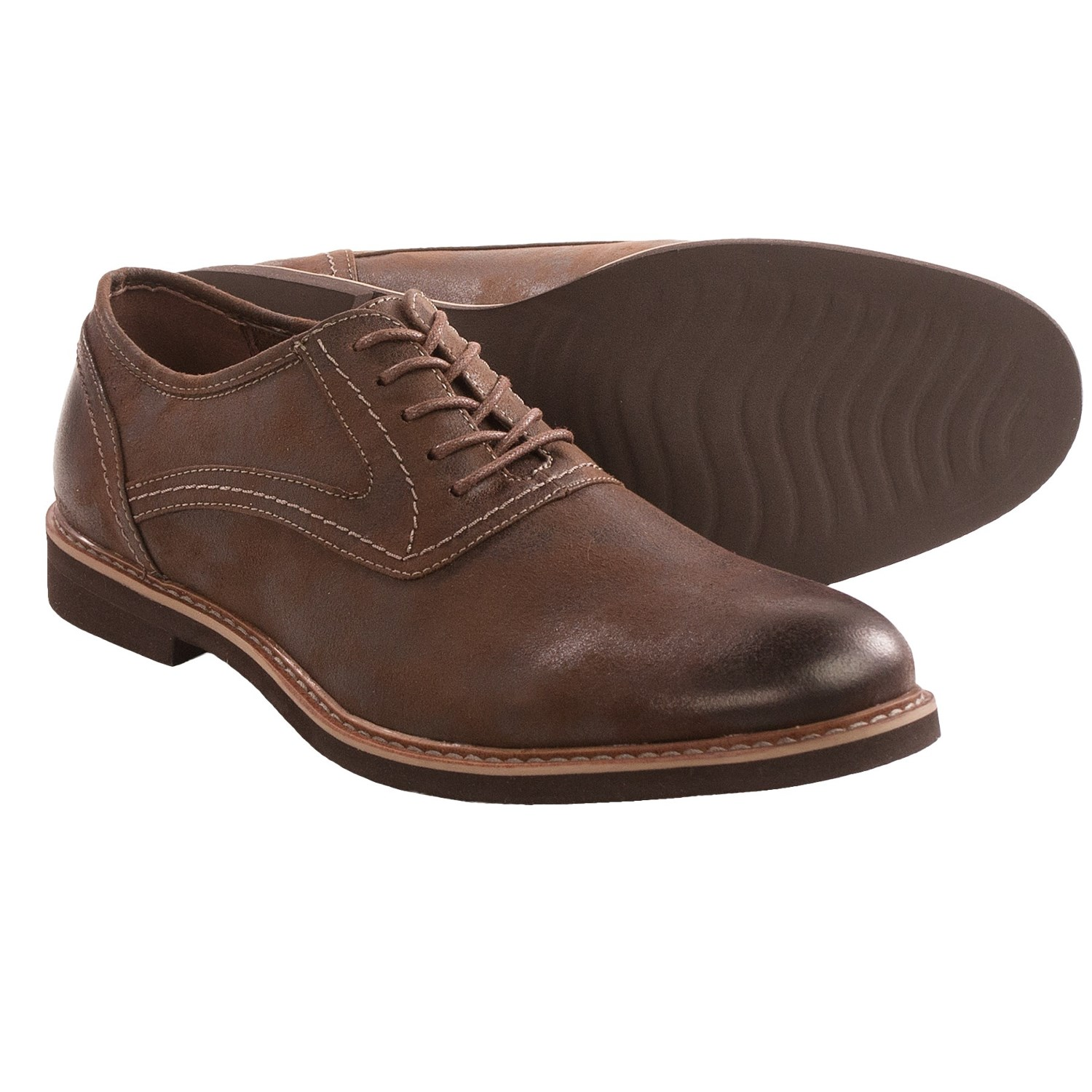 deer stags ardmore oxford shoes canvas plain toe for